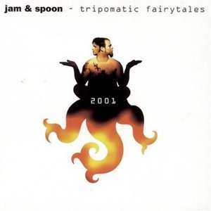 Triptomatic Fairytales 2001 album cover