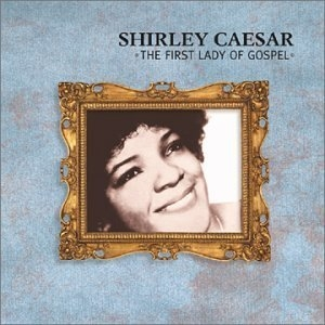 The First Lady Of Gospel album cover