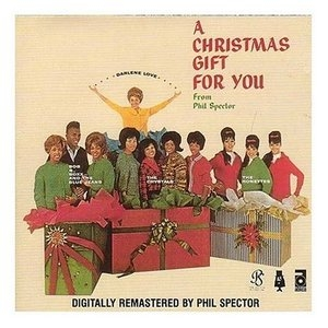 A Christmas Gift For You From Phil Spector album cover