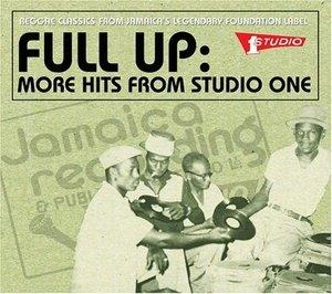 Full Up: Best Of Studio One Vol.2 album cover