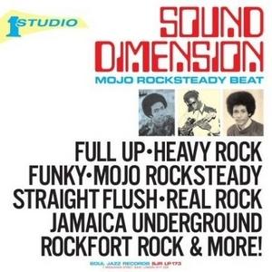 Mojo Rocksteady Beat album cover