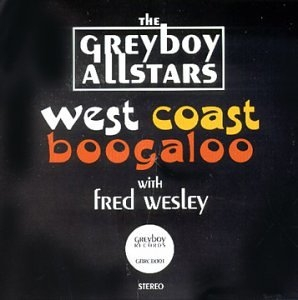 West Coast Boogaloo album cover