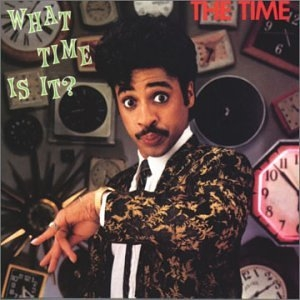 What Time Is It? album cover