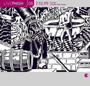 Live Phish Vol.8 album cover