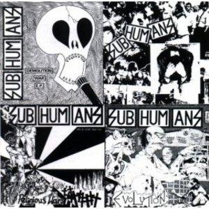 EP-LP album cover