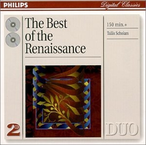 The Best Of The Renaissance album cover