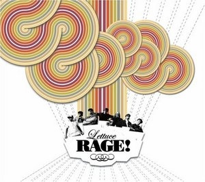 Rage! album cover