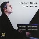 Bach: Partitas 3, 4 & 6 album cover