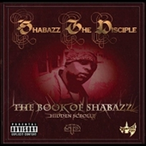Book Of Shabazz (Hidden Scrollz) album cover