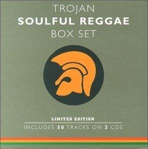 Trojan Soulful Reggae Box Set album cover