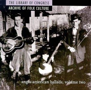 Anglo-American Ballads Vol.2 album cover