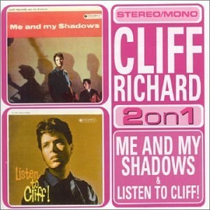 Me And My Shadows-Listen To Cliff album cover