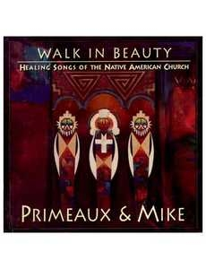 Walk In Beauty: Healing Songs Of The Native American Church album cover