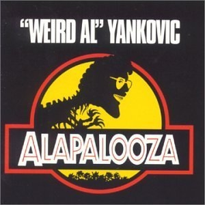 Alapalooza album cover