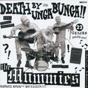 Death By Unga Bunga album cover