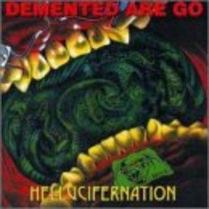 Hellucifernation album cover