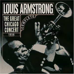 The Great Chicago Concert 1956 album cover