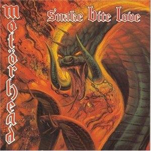 Snake Bite Love album cover