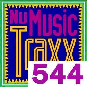 ERG Music: Nu Music Traxx, Vol. 544 (April 2021) album cover