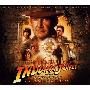 Indiana Jones And The Kingdom Of The Crystal Skull album cover