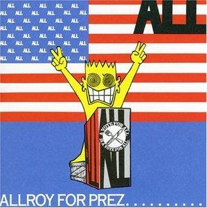 Allroy For Prez album cover