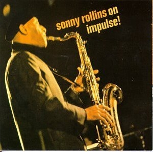 Sonny Rollins On Impulse! album cover