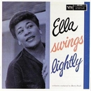 Ella Swings Lightly album cover