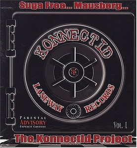 The Konnectid Project Vol.1 album cover