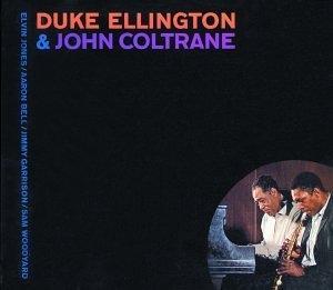 Duke Ellington And John Coltrane album cover