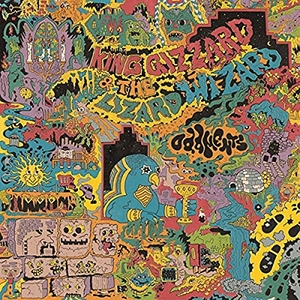 Oddments album cover
