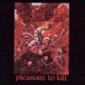 Pleasure To Kill album cover