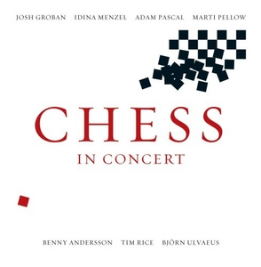 Chess In Concert album cover
