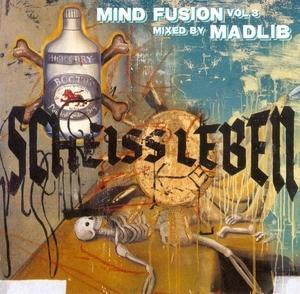Mind Fusion Vol. 3 album cover