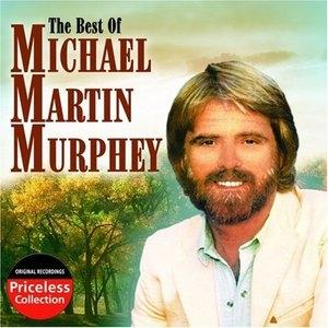 The Best Of Michael Martin Murphey album cover