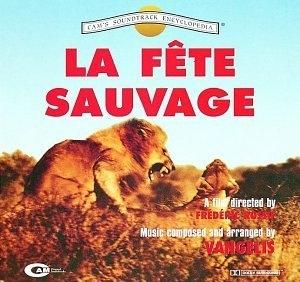 La Fete Sauvage Movie Soundtrack album cover
