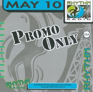 Promo Only: Rhythm Radio May '10 album cover