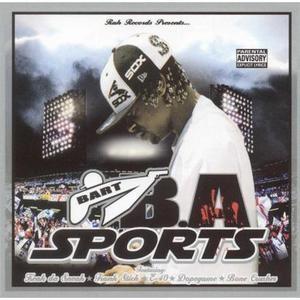 B.A. Sports album cover