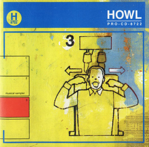 Howl: Musical Sampler album cover