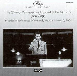Cage: 25 Year Retrospective Concert album cover