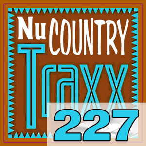 ERG Music: Nu Country Traxx, Vol. 227 (March 2018) album cover