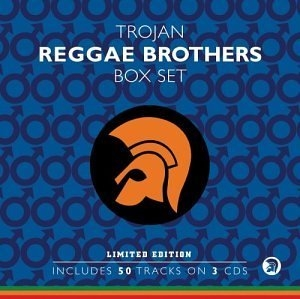 Trojan Reggae Brothers Box Set album cover
