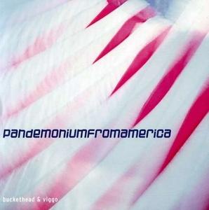Pandemoniumfromamerica album cover