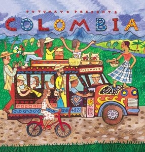 Putumayo Presents: Colombia album cover