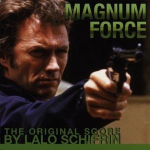 Magnum Force: The Orginal Score album cover