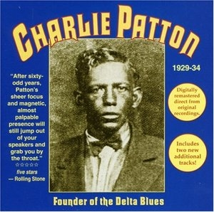 Founder Of The Delta Blues album cover