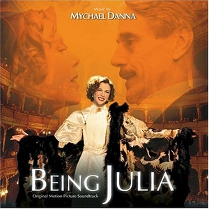 Being Julia (Original Motion Picture Soundtrack) album cover