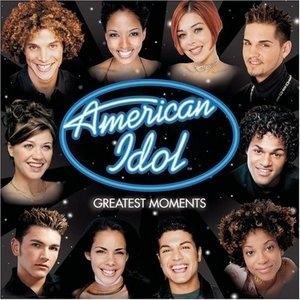 American Idol: Greatest Moments album cover