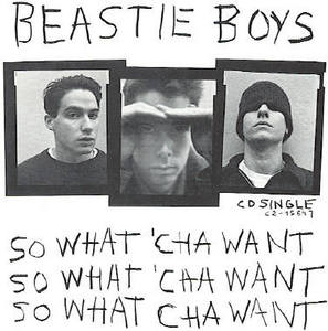 So What'cha Want (Single) album cover