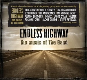 Endless Highway: The Music Of The Band album cover