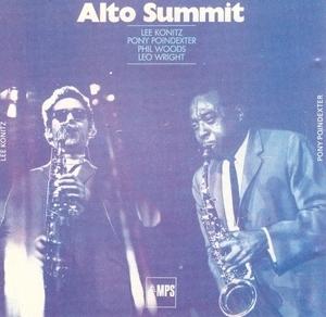 Alto Summit album cover